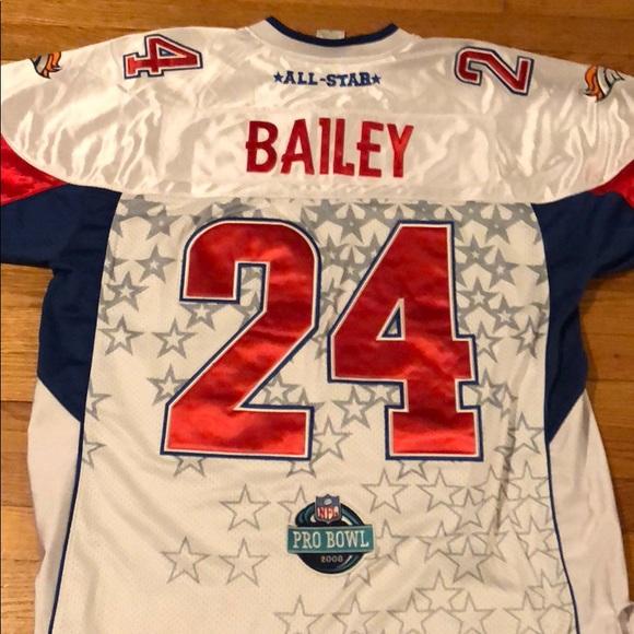 san francisco 59e11 770a6 Champ Bailey 2008 Pro Bowl Jersey